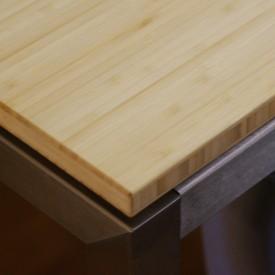 2 cm natruel sidepressed tafelblad